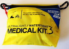 Adventure Medical Kits (AMK) Ultralight & Watertight Medical Kit.3 for 1 Person