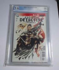 PGX GRADED 9.6 WP Detective Comics #850 1st Appearance Gotham City Sirens Movie!
