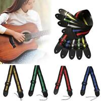 NYLON GUITAR STRAP FOR KIDS AND ADULTS + Picks + Strap Locks