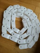 More details for plastic conveyor chain synth. cc1400 mcc 3 meters 300cm