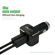 2 Puerto Doble USB Coche Cargador Mechero Tabaco Adaptador 4 IPHONE 11 pro Mamá
