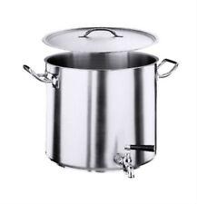 Contacto Kartoffelkocher Kartoffelkochtopf Kochtopf Topf 25 l * 32 cm * 25 Liter