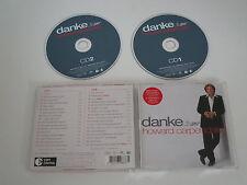 HOWARD CARPENDALE/DANKE ...TI AMO(KOCH-UNIVERSAL 06024 9808837) 2XCD ALBUM