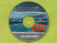CD NAVIGATION DEUTSCHLAND DX 2005 VW MFD 1 GOLF 4 AUDI FORD MERCEDES ALFA LANCIA