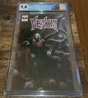 💥Venom #5 CGC 9.8 Venom Label Skan Trade Dress Variant 1st Knull Cover App.💥
