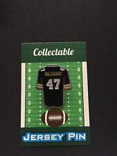 Pittsburgh Steelers Mel Blount lapel pin-STEEL Nation Collectable-Gift Item