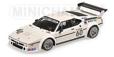 Minichamps 180792961 BMW m1 PROCAR Elio de Angelis Zolder 79 - 1:18 #neu IN SCATOLA ORIGINALE