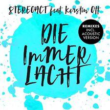 """Stereoact feat. Kerstin OTT """"la sempre ride"""" 7-Track Maxi-CD NUOVO 2016"""