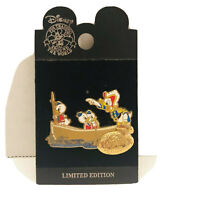 Disney Captains Choice Donald Duck Huey Dewey And Louie Limited Edition Pin NEW!