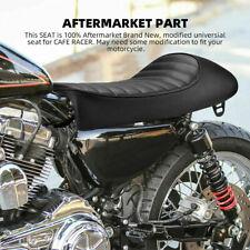 Universal Motorcycle Hump Saddle Cafe Racer Refit Vintage Seat Cushion