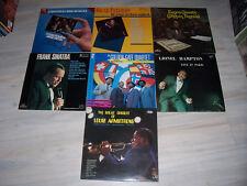 Schöne JAZZ / Swing - Sammlung mit 20 (zwanzig) verschiedenen LPs !   Paket 2 !!