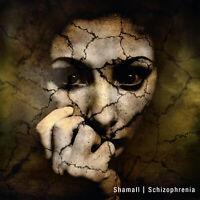 SHAMALL - SCHIZOPHRENIA 2 CD 2019 BRANDNEW! 2 CD DIGIPAK, ORIGINALLY SEALED!
