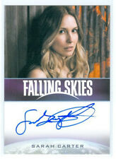 "SARAH CARTER ""MAGGIE AUTOGRAPH CARD"" FALLING SKIES SEASON 2"