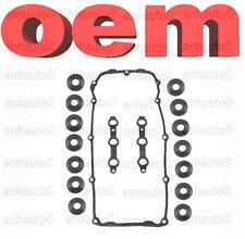 OEM Valve Cover Gasket Set with 15 Bolt Grommets  BMW E36 E39