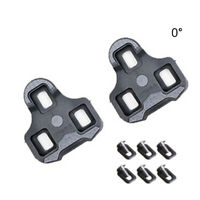 Road Bike Bicycle Carbon Fiber Cycling Pedals Cleats for LOOK Keo Useful
