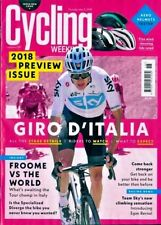 CYCLING WEEKLY MAGAZINE 3rd MAY 2018 ~ NEW ~