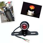 Black Motorcycle Tail Brake Light Lamp For Harley Bobber Chopper Cafe Racer