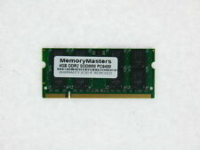 4GB 800 DDR2 800MHz Memory PC2-6400 200-pin Sodimm Laptop RAM