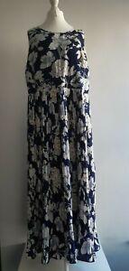 Lovedrobe GB women/'s plus size multi floral Bardot maxi dress