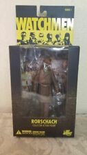 Watchmen Movie Series 1 Rorschach 7in Action Figure DC Direct Toys