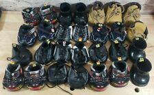 Build a bear shoe lot of 14 boys Shoes black blue Skechers Boots Replacement