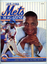 New York Mets 1990 Vintage MLB Programs for sale   eBay