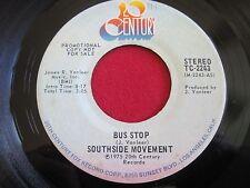 SOUL FUNK 45 - SOUTHSIDE MOVEMENT - BUS STOP - 20TH CENTURY TC-2243 PROMO VG+