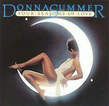 Four Seasons of Love by Donna Summer (CD, Apr-1991, Casablanca)