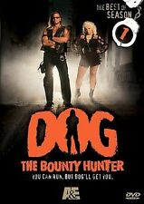 SEALED Dog The Bounty Hunter - The Best of Season 1 (DVD, 2005) BRAND NEW