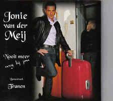 Jonie Van Der Meij-Nooit Meer Weg Bij Jou cd single