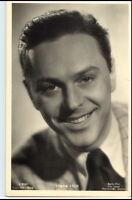 HANS HOLT um 1950/60 Porträt-AK Film Bühne Theater Schauspieler Foto-Verlag