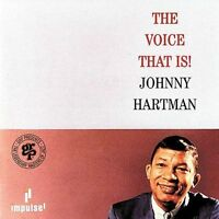 The Voice That Is! by Johnny Hartman (CD, Jul-1994, GRP (USA))