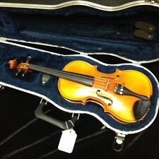 Strunal 1/4 Size Violin With Case (Ready To Play)