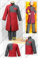 Team Magma leader Maxie From Pokemon Cosplay Costume Any Size