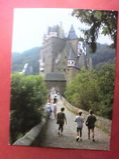 Ansichtskarte Burg Eltz