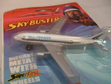 MATCHBOX LESNEY SUPERFAST SKY-BUSTERS AIR FRANCE MOC