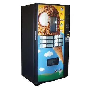 Fastcorp Z-400 Frozen Ice Cream Vending Machine Reconditioned MDB FREE SHIPPING