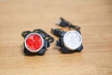 LED Fahrradlampe USB Radlicht Vorne & Hinten