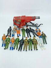 Action Force figures, lot, laser exterminator, figure Palitoy, GI Joe, 1980s,