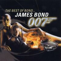 James Bond (1999) Best of (by Shirley Bassey, Paul McCartney, A-Ha, Glady.. [CD]