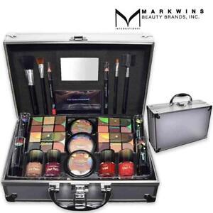 Valigetta Make Up 42 Pezzi - Set trucco cosmetici - Kit Trousse palette pennelli