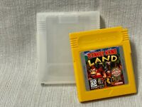 Donkey Kong Land Nintendo Gameboy Game Cartridge Authentic & Working