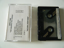 SPECTRE THE MISSING TWO WEEKS PROMO CASSETTE TAPE NATURAL RESPONSE UK 1995