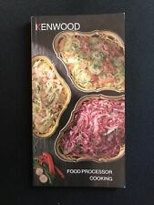 Kenwood Food Processor Cooking (Kitchen Library), Wendy Godfrey, Used;