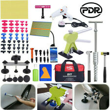 PDR Tool Auto Body Hail Repair Removal Dent Repair Puller Lifter Paintless Kit