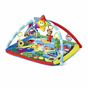 Baby Einstein Caterpillar & Friends Play Gym with Lights and Melodies Ages Ne...