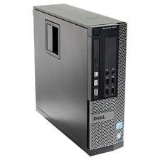 PC Dell Optiplex 7010 sff Intel Core i5-3470 @ 3,2GHz 8GB RAM 250GB SSD Win10