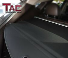 TAC Custom Fit 2013-2015 Hyundai Santa Fe Cargo Cover Black Retractable Shade