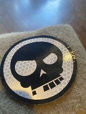 Triple aught Design TAD Gear Solas 3M Reflective Mean Skull Patch