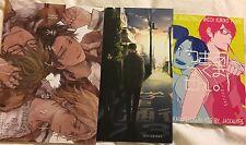 [ Kuroko no Basuke ] Doujinshi Set of 3 (Takao x Midorima)